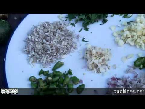 recette curry vert