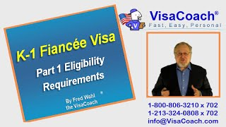 How To Apply For A K-1 Fiancee Visa Form I-129F, Part 1