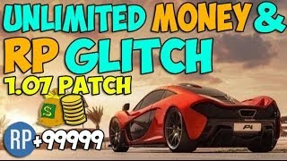 GTA 5 ONLINE *NEW* UNLIMITED RP & MONEY GLITCH (AFTER 1.07