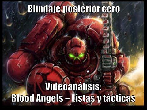 Videoanálisis Ángeles Sangrientos: Listas y Tácticas