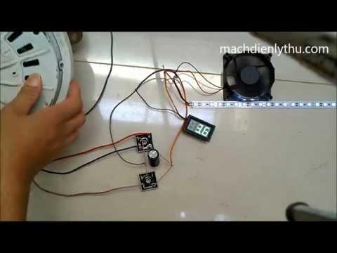 minhdt - Cách chỉnh lưu 3 phase thành điện áp DC dùng cho điện gió