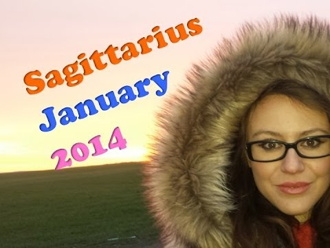 SAGITTARIUS JANUARY 2014 with astrolada.com