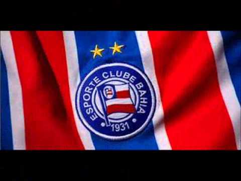Claudia Leitte - Hino do Esporte Clube Bahia - #OFICIAL