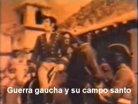 TREN LOCO  Guerra Gaucha (subtitulado )