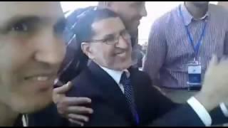 سعد الدين العثماني يغني بالامازيغية