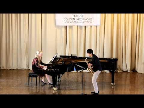 Golden Saxophone 2015 – Sikarin Leelap – J Matitia Devli`s Rag