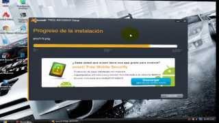 Descargar Avast Free Antivirus (serial 2050)
