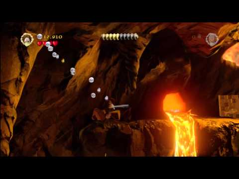 Lego Lord of the Rings: Level1/Prologue FREE PLAY - All Collectables - HTG