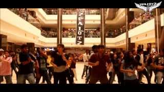 BVRIT Zealotz 2014 Flashmob @ Manjeera Mall,Kukatpally
