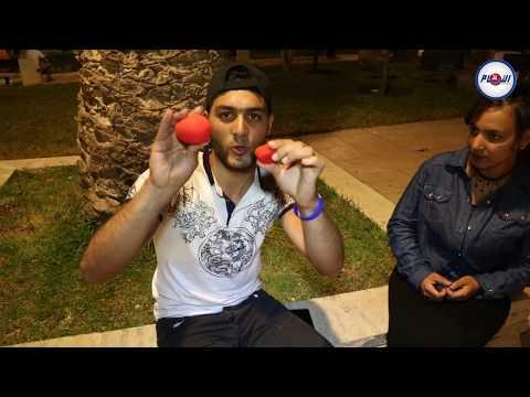 برنامج الألعاب السحرية مع رضا عباسي - الحلقة 6
