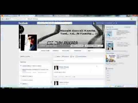 Facebook durum kapak fotoğrafı ve profil foto beğendirme hilesi