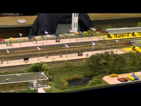 Warley Model Railway Exhibition 2011 HD