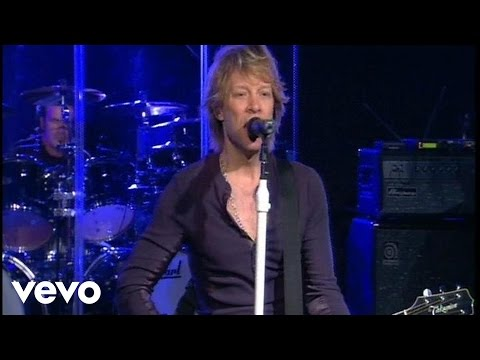 Bon Jovi - Lost Highway (Walmart Soundcheck Sessions)