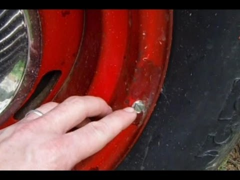 How To Install Moroso 90100 Beadlock Wheel Rim Screws - For My Off Roa
