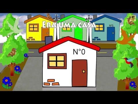 A casa - Vinicius de Moraes (videoclipe)
