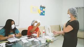 SÃO MATEUS CONTRA A PANDEMIA COVID-19
