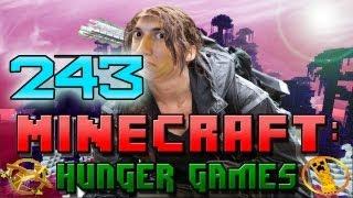 Minecraft: Hunger Games w/Mitch! Game 243 - AXES 4DAYZ