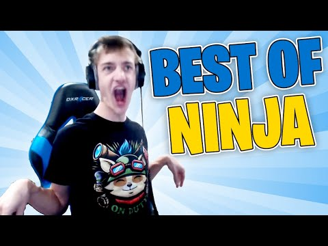 Ninja Fortnite Best Moments! #1 (Ninja Funny Moments)