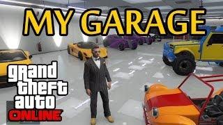 GTA 5 My Garage & Getting Revenge On A Bully! Live