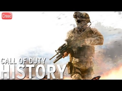 History of - Call of Duty (2003-2013)