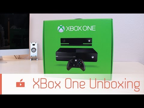 Xbox One - Unboxing