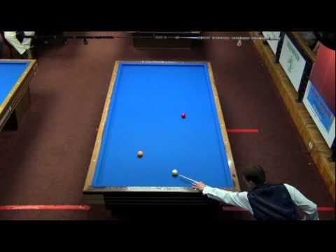 Efren Reyes vs. Torbjorn Blomdahl Rematch: 3-Cushion (DVD promo)