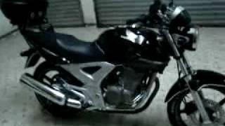 Honda Twister Cbx 250 Con Audio