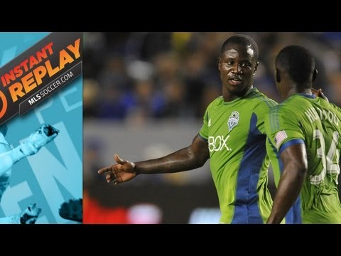 Should Eddie Johnson's goal against LA have counted? | Instant Replay
