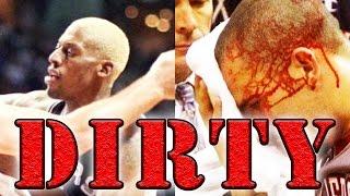 10 DIRTY NBA PLAYERS