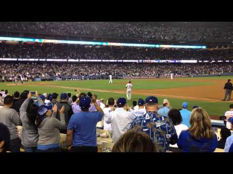 Kershaw No-Hitter: Final At Bat