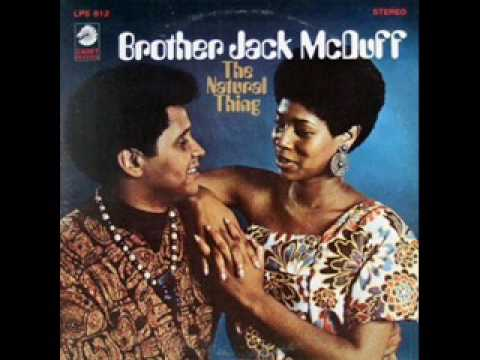 Jack McDuff 'Walking the Dog'