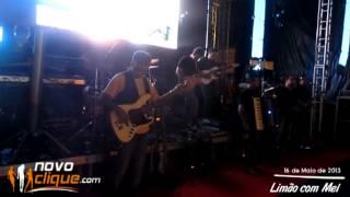 Ótimo show da banda Limão com Mel