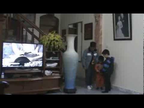 Video ( Thăm Nhà Anh Toàn Chiều Nay,Ngày 24/1/2014 )