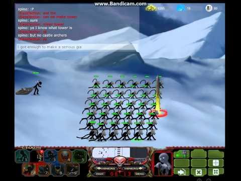 Stick Empires Crawler War!!!