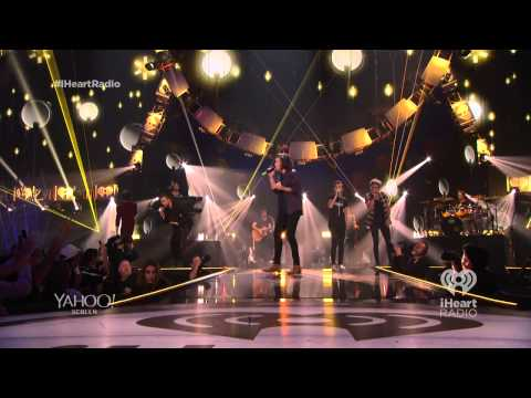 One Direction - Story of My Life Live @ The iHeartRadio Music Festival 2014