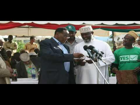 مسلمو كينيا الماضي المجيد والحاضر الأليم والمستقبل المأمول / د. محمد عثمان