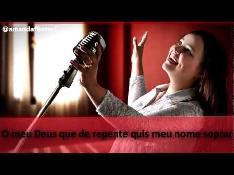 AMANDA FERRARI │ EU NEM SONHAVA │ SINGLE 2012