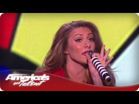 Karmin Brokenhearted - America's Got Talent
