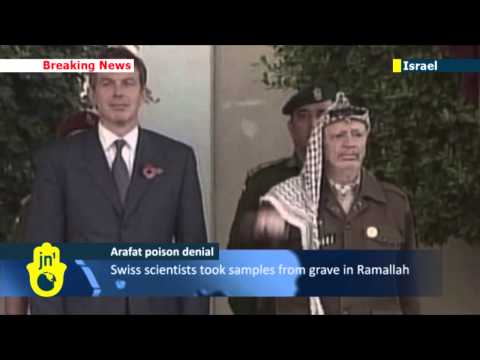 Arafat Polonium Claims: Israel denies role in alleged polonium poisoning of Palestinian leader