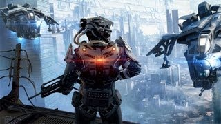 Killzone Shadow Fall PS4 Gameplay (1080p)
