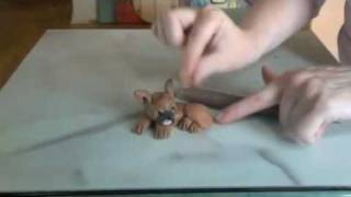 How To Build A Clay Boxer