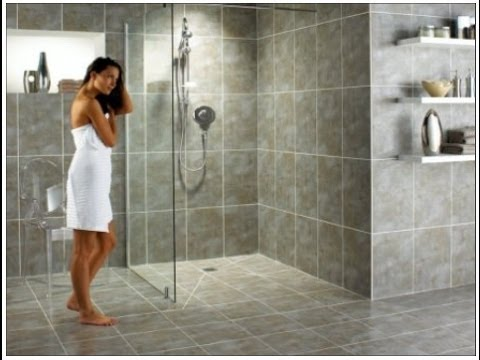 Bathroom design for small rooms..