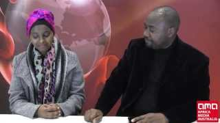 Africa Media Australia (AMA) interviews Iftu Kassim: a great young leader in the Oromo community in Melbourne