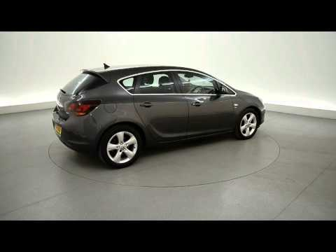 Vauxhall Astra 1.7 CDTi 16V ecoFLEX SRi 5dr For Sale In Hampshire