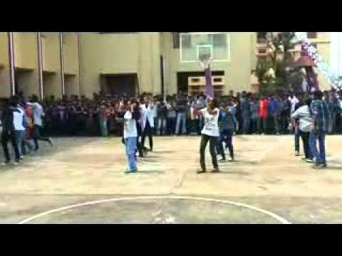 Flash Mob At KE College Mannanam Kottayam