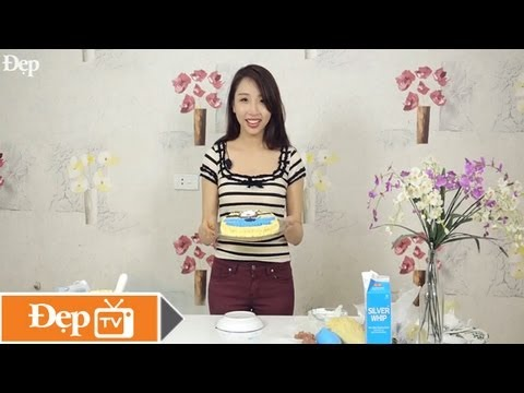 Cách Làm Bánh Hình Minions Dễ Thương - Le Media JSC [Official]