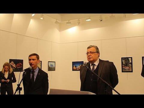 تفاصيل اغتيال السفير الروسي