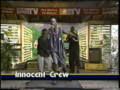 Innocent Kru /Crew - Turn it up live 1998