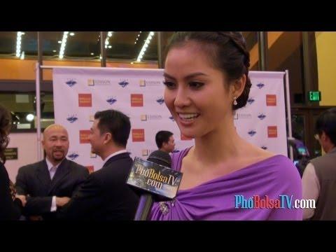 Hoa hậu Tristine Trâm Bùi: