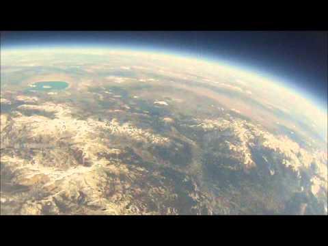 Near Space Balloon Project - Woodland School